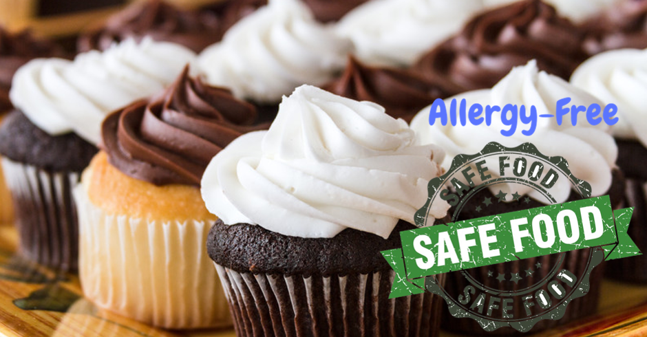 Allergy-Free Cupcakes (Minimum of 10)