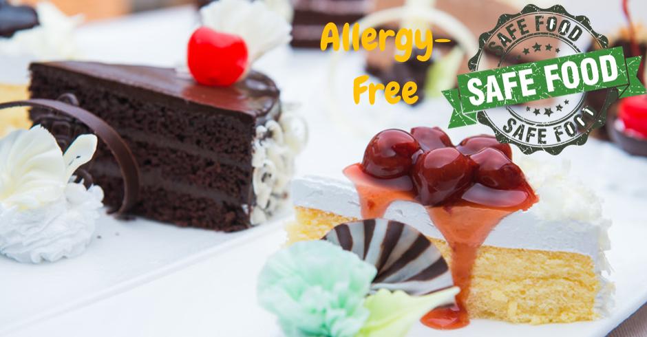 Allergy-Free Cake
