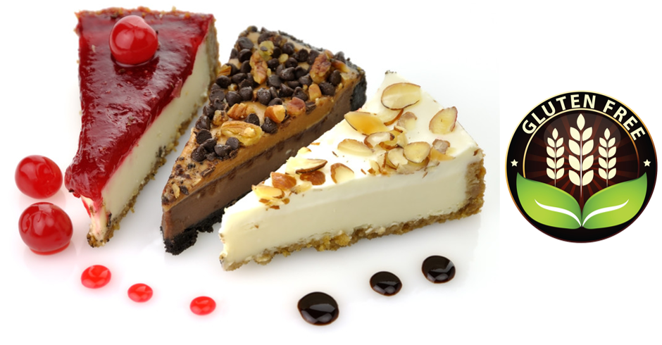 Gluten-Free Cheesecakes