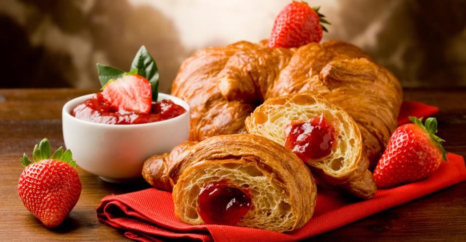 Filled Croissants (Minimum of 10)