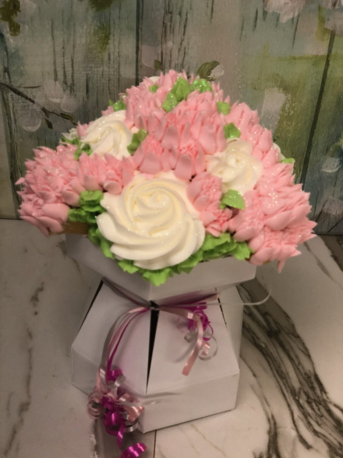 Cupcakes Bouquet (12 Cupcakes)